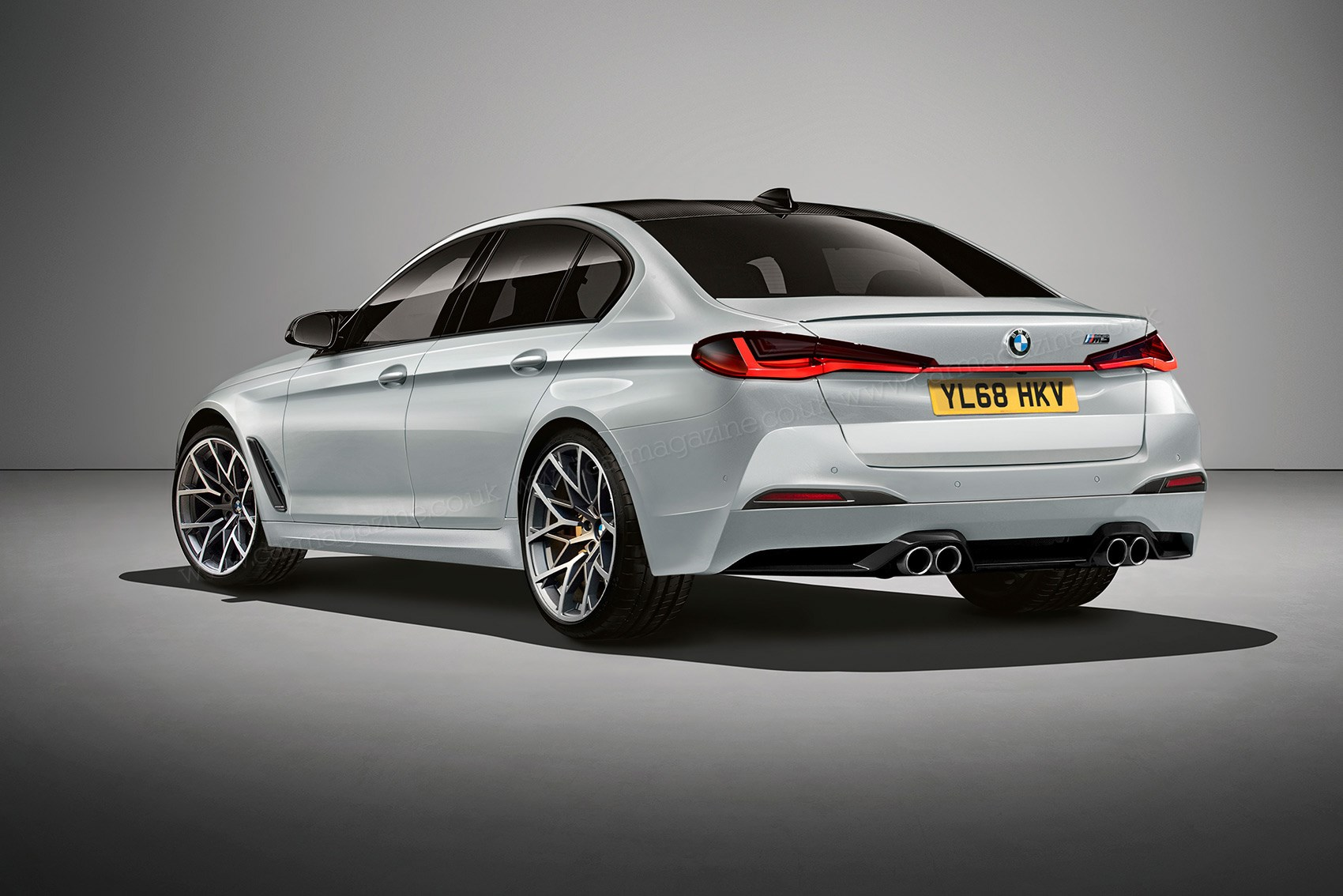 65 The 2020 BMW M4 Images
