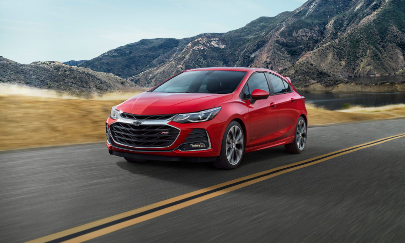 65 The 2020 Chevrolet Cruze Specs and Review