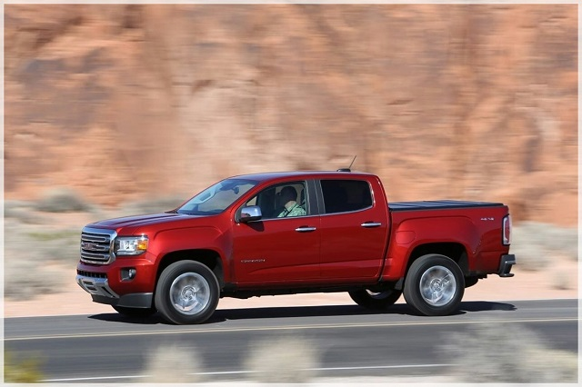 65 The 2020 Gmc Canyon Diesel Model