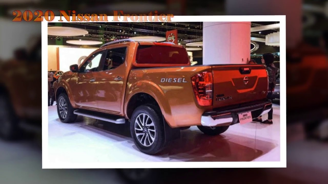 65 The 2020 Nissan Frontier Prices