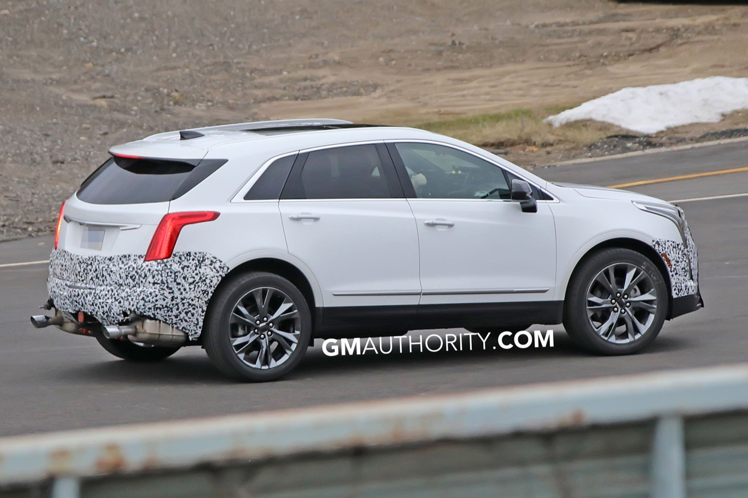 65 The 2020 Spy Shots Cadillac Xt5 Release Date