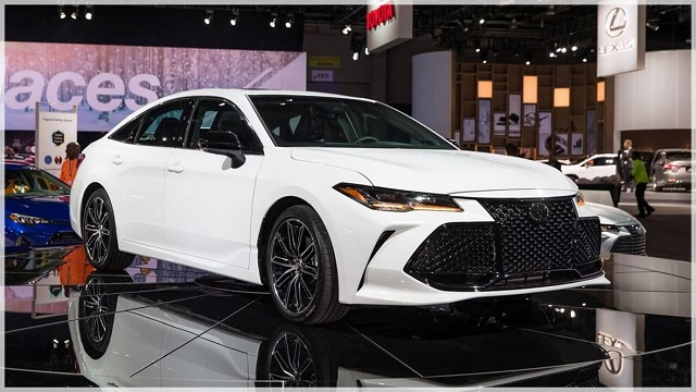 65 The 2020 Toyota Avalon Price