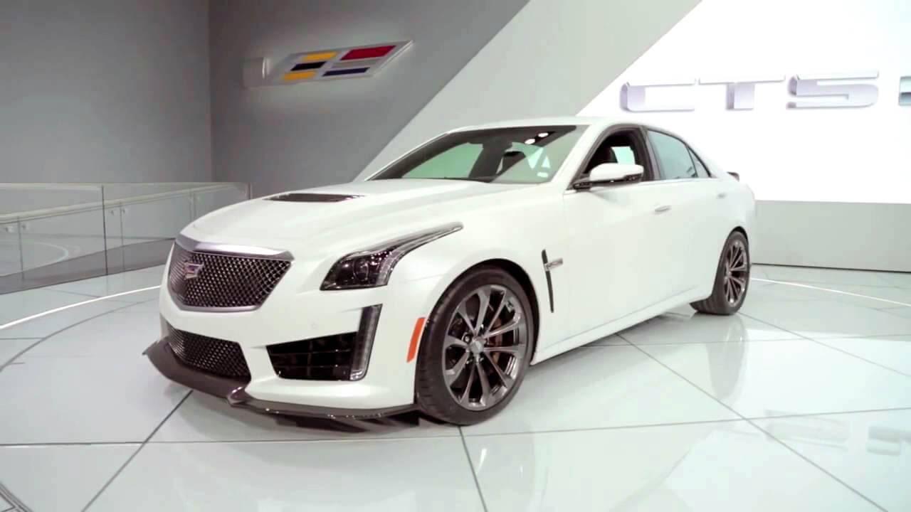65 The Best 2020 Cadillac CTS V Redesign