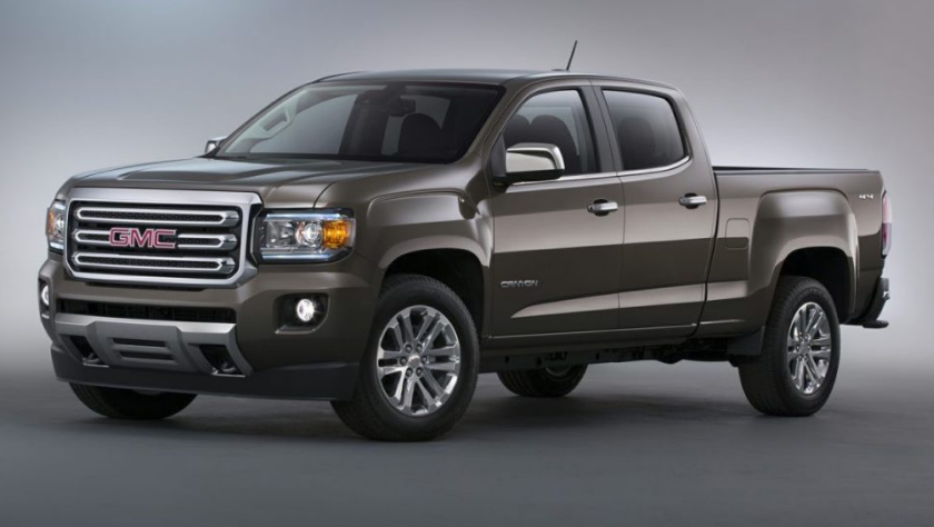 65 The Best 2020 GMC Canyon Denali Picture