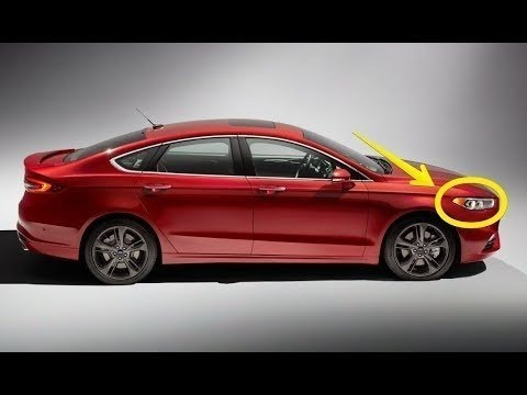 65 The Spy Shots Ford Fusion Concept