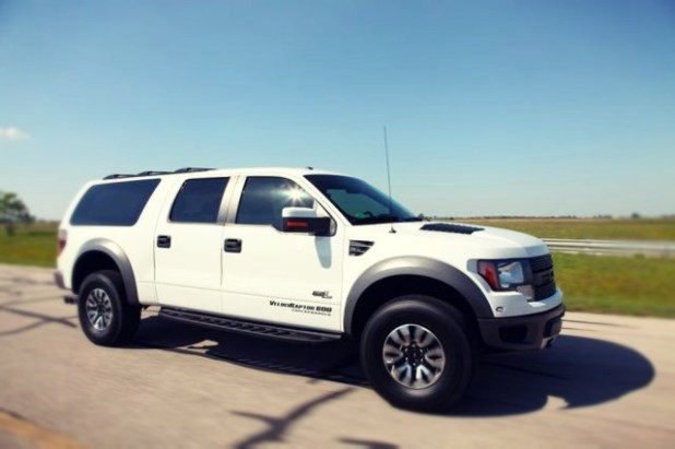 66 A 2019 Ford Excursion Diesel Model