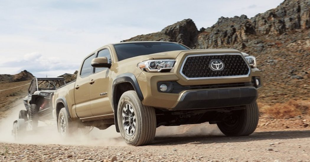 66 A 2019 Toyota Tacoma Diesel Release Date and Concept