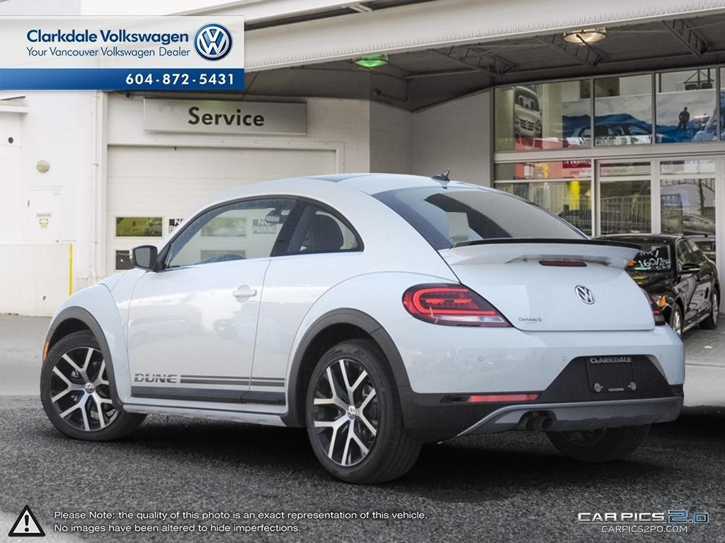 66 A 2019 Vw Beetle Dune Review