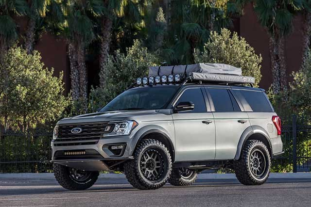 66 A 2020 Ford Expedition Price and Release date