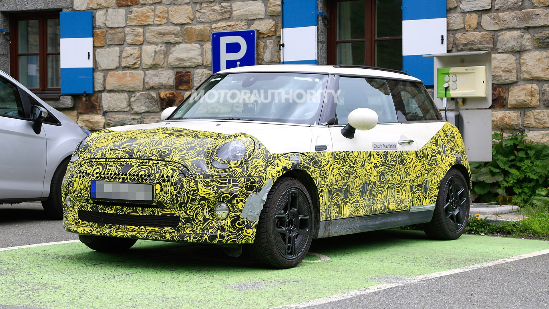 66 A 2020 Mini Countryman Spesification