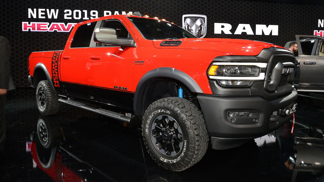 66 All New 2020 Dodge Power Wagon Review and Release date
