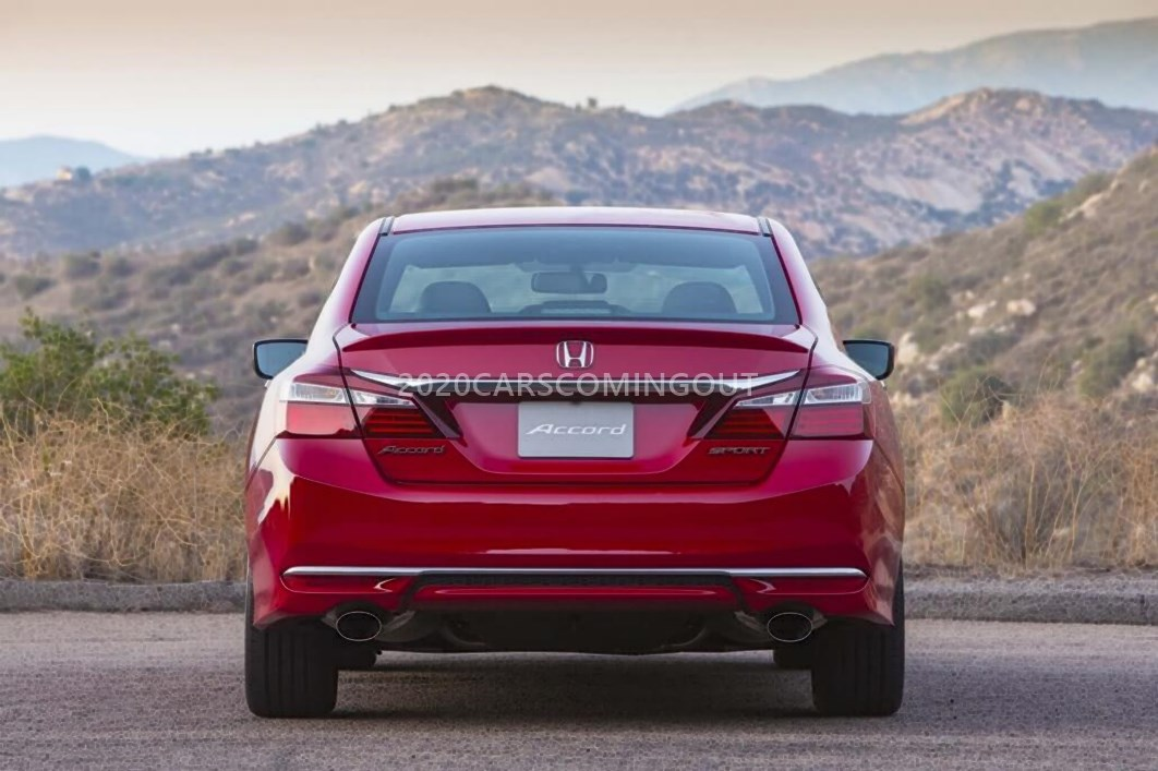 66 All New 2020 Honda Accord Coupe Sedan Release