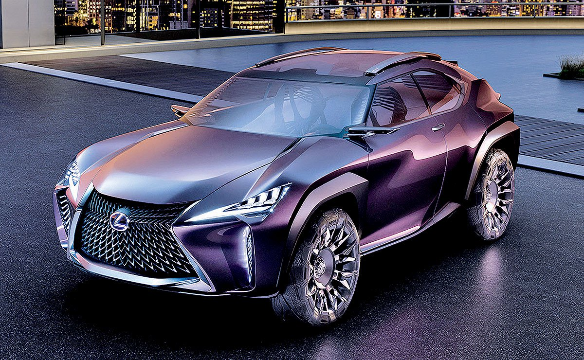 66 All New 2020 Lexus NX 200t Exterior