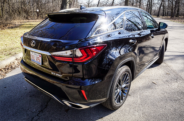 66 All New 2020 Lexus Rx 350 F Sport Suv Price Design and Review