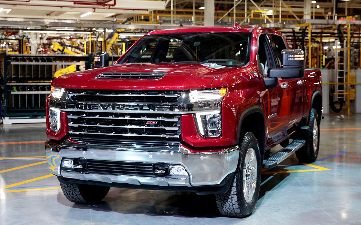 66 Best 2020 Silverado Hd Images