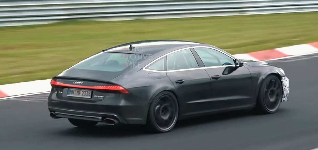 66 New 2020 Audi Rs7 Price and Review
