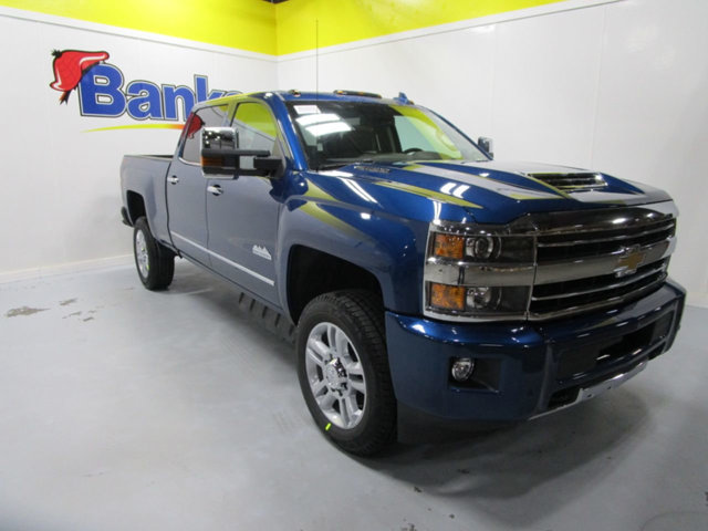 66 The 2019 Chevy Duramax Review