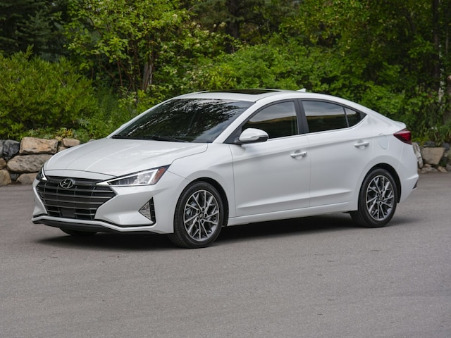 66 The 2019 Hyundai Elantra Sedan Speed Test