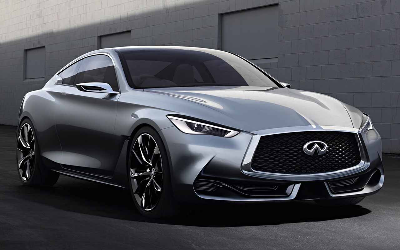 66 The 2019 Infiniti Q60 Coupe Interior