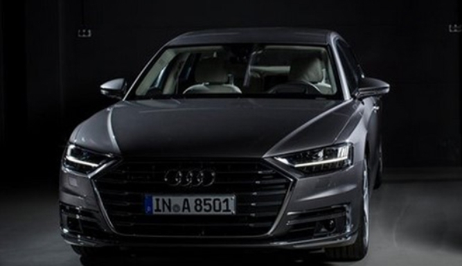 66 The 2020 Audi A8 Overview