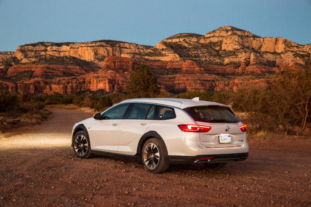 66 The 2020 Buick Regal History