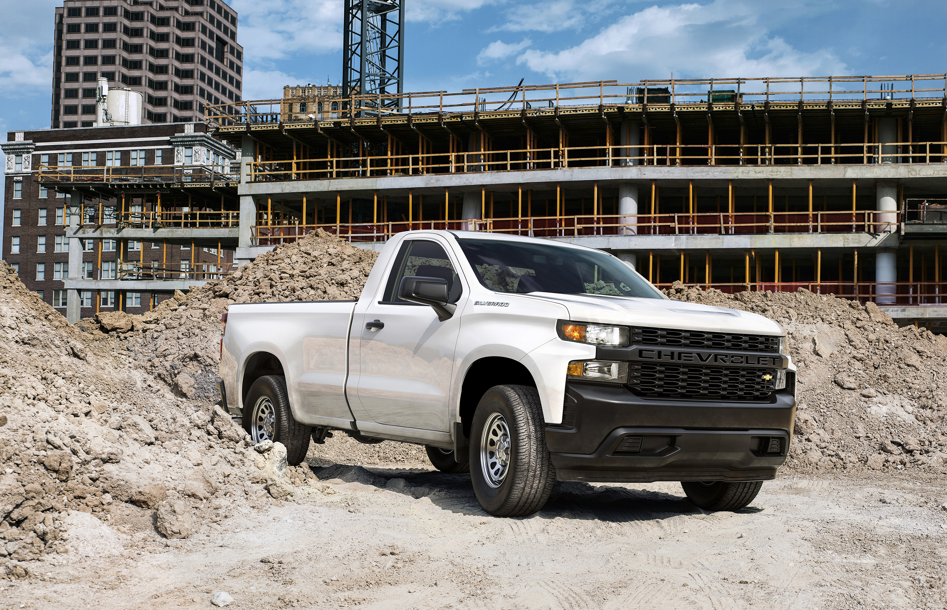 66 The 2020 Chevy Silverado 1500 Exterior and Interior