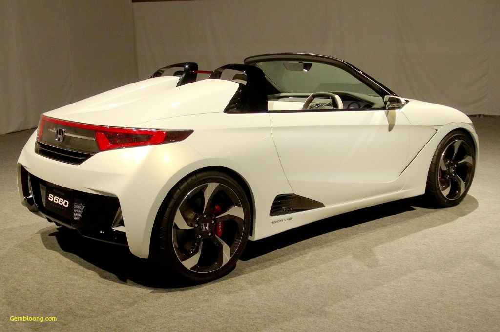 66 The 2020 Honda S660 Ratings
