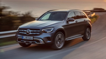 66 The 2020 Mercedes Glc History