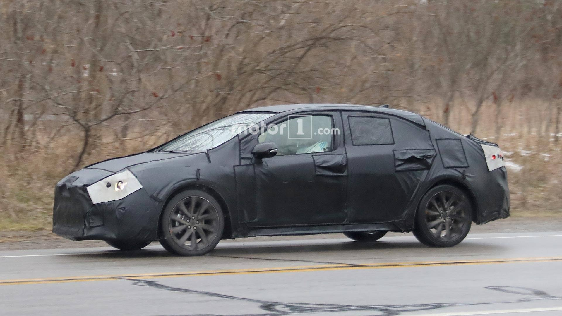 66 The 2020 Spy Shots Toyota Prius Model