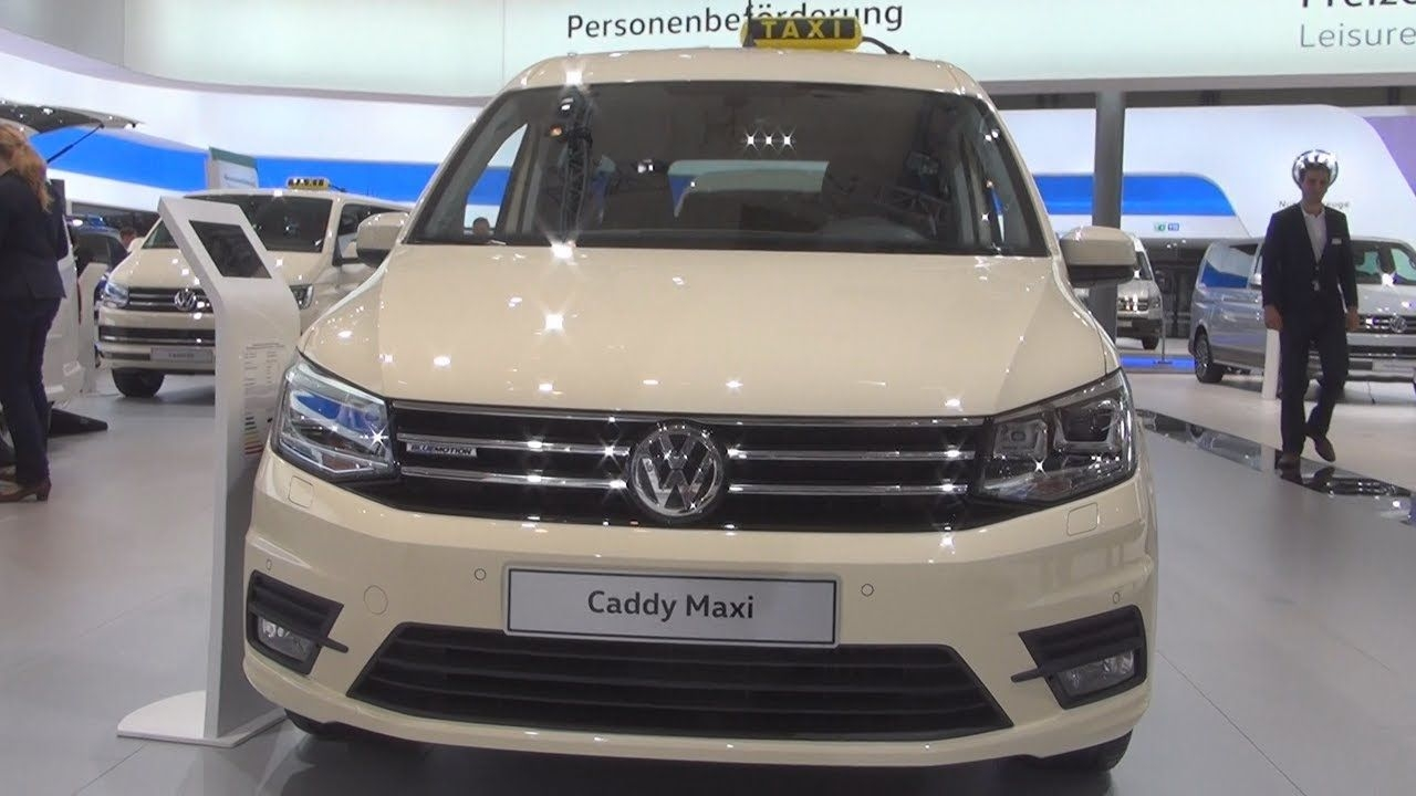 66 The 2020 VW Caddy Speed Test