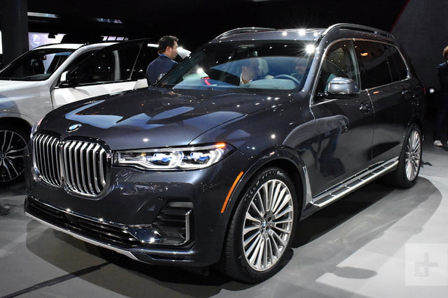 66 The Best 2020 BMW X7 Suv Spy Shoot