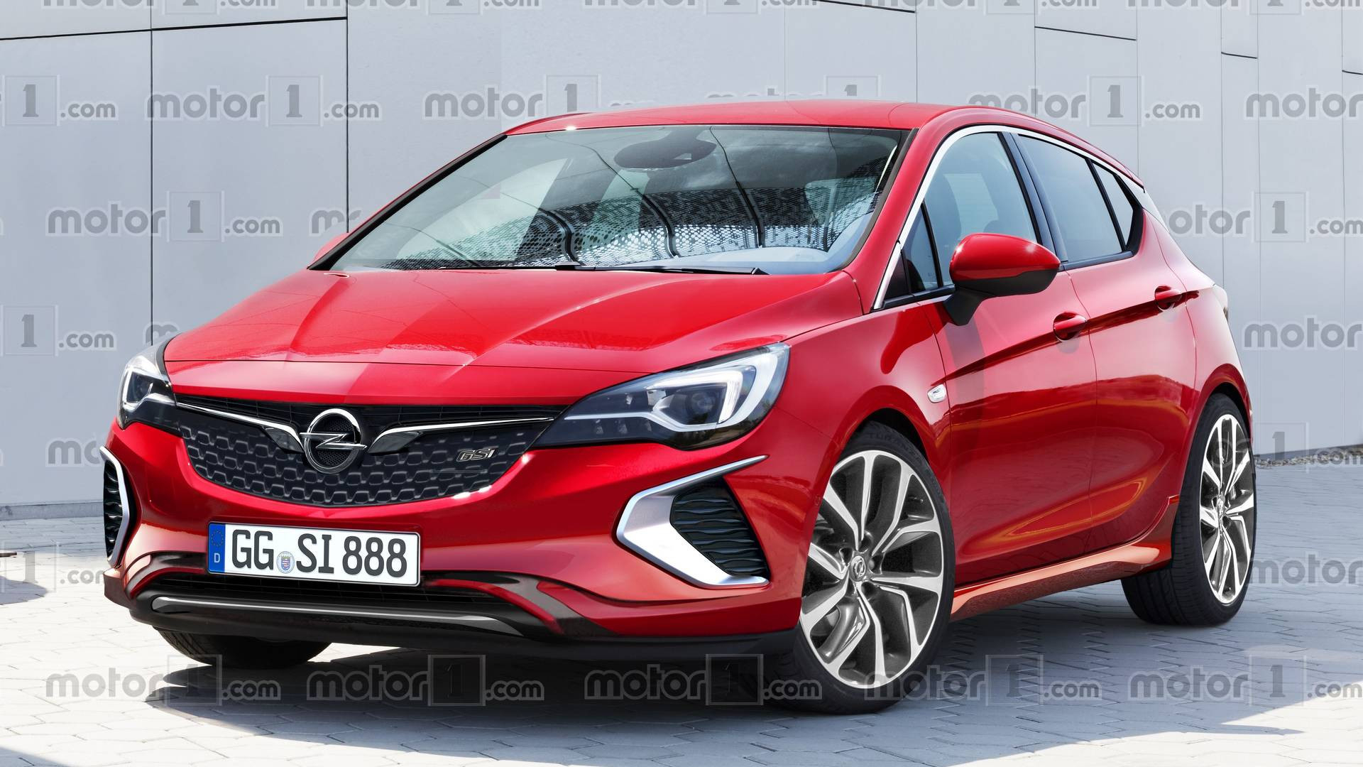 66 The Best 2020 Opel Astra Picture