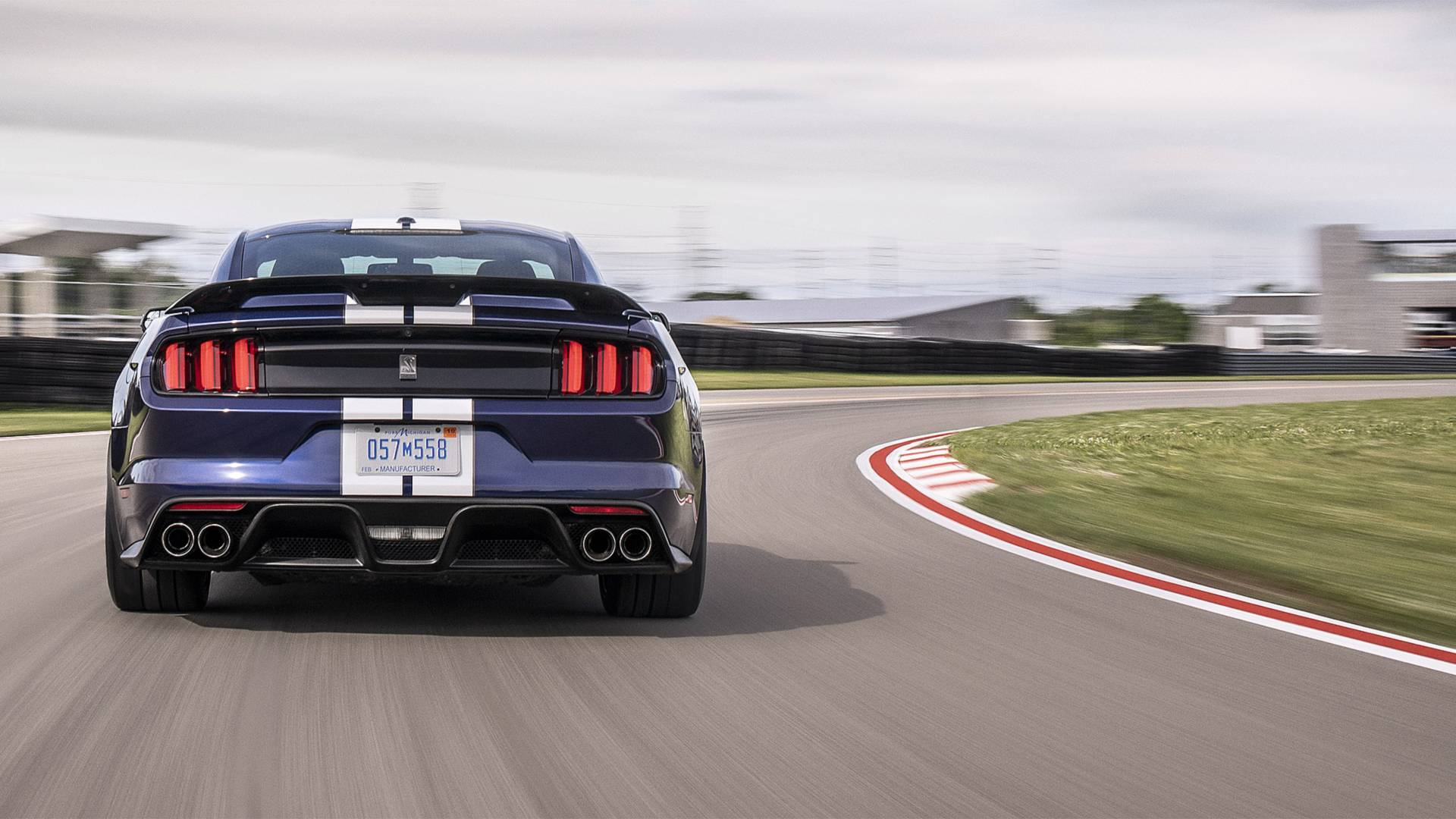 67 A 2019 Ford Mustang Shelby Gt 350 Photos