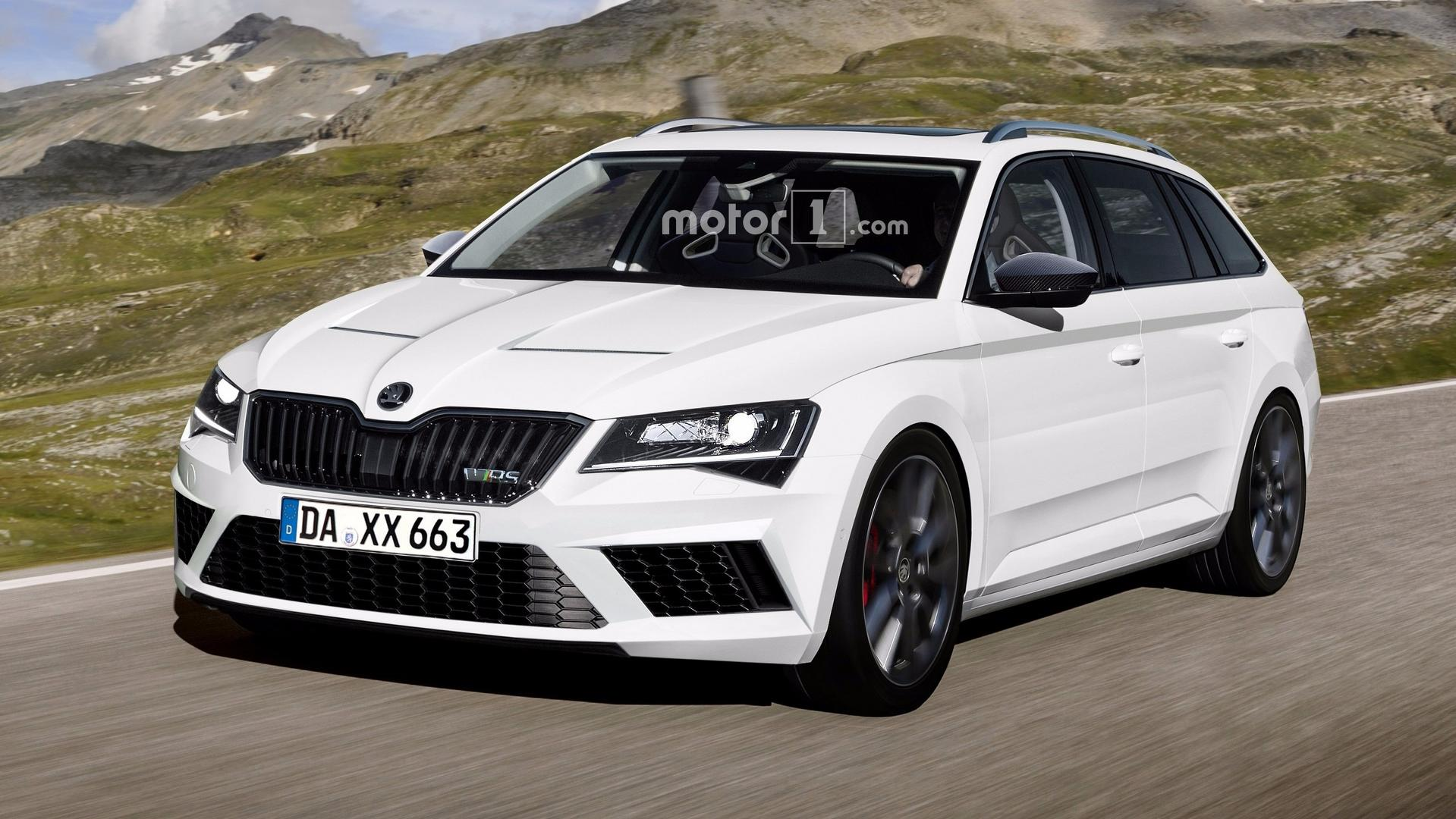 67 A 2019 New Skoda Superb New Review