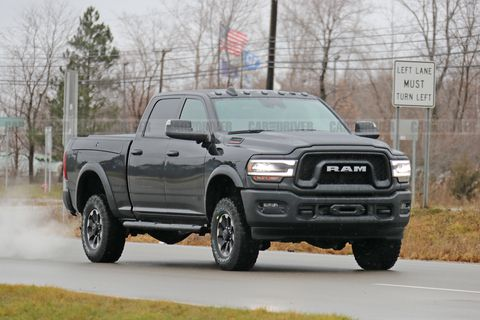 67 A 2020 Dodge Ram 2500 Release Date and Concept