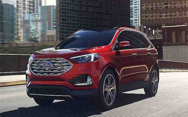 67 A 2020 Ford Edge Release Date and Concept
