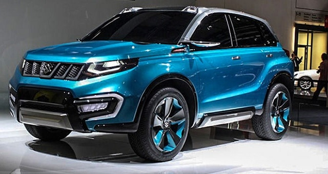 67 A 2020 Suzuki Grand Vitara Spy Shoot