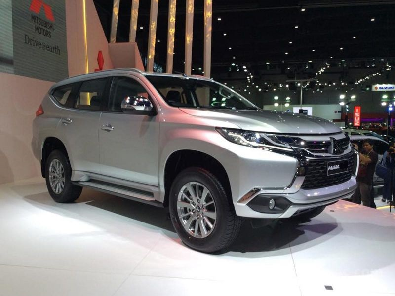 67 All New 2019 Mitsubishi Montero Sport Price Design and Review