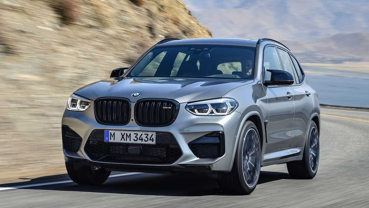 67 All New 2020 BMW X3 Interior