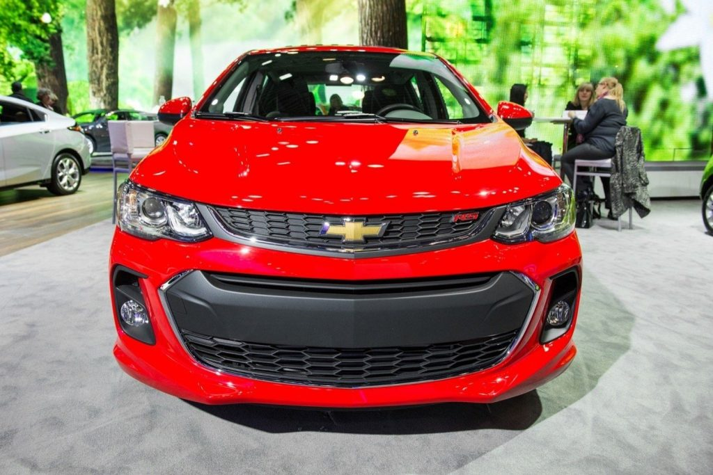 67 All New 2020 Chevy Sonic Ss Ev Rs Picture