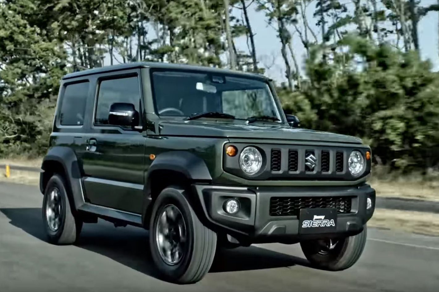67 All New 2020 Suzuki Jimny Interior
