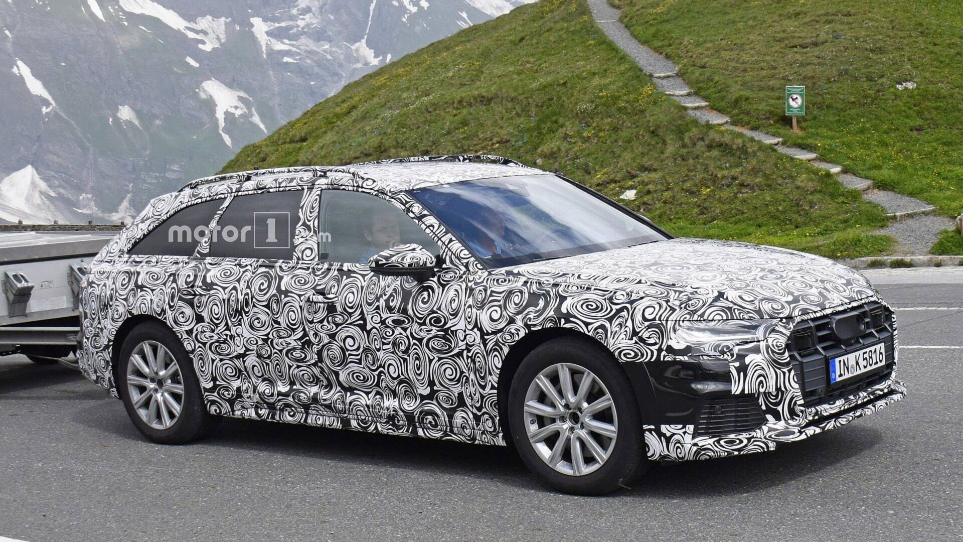 67 All New 2020 The Audi A6 Price and Release date