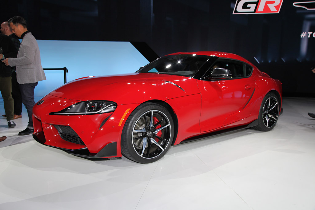 67 All New 2020 Toyota Supra Specs