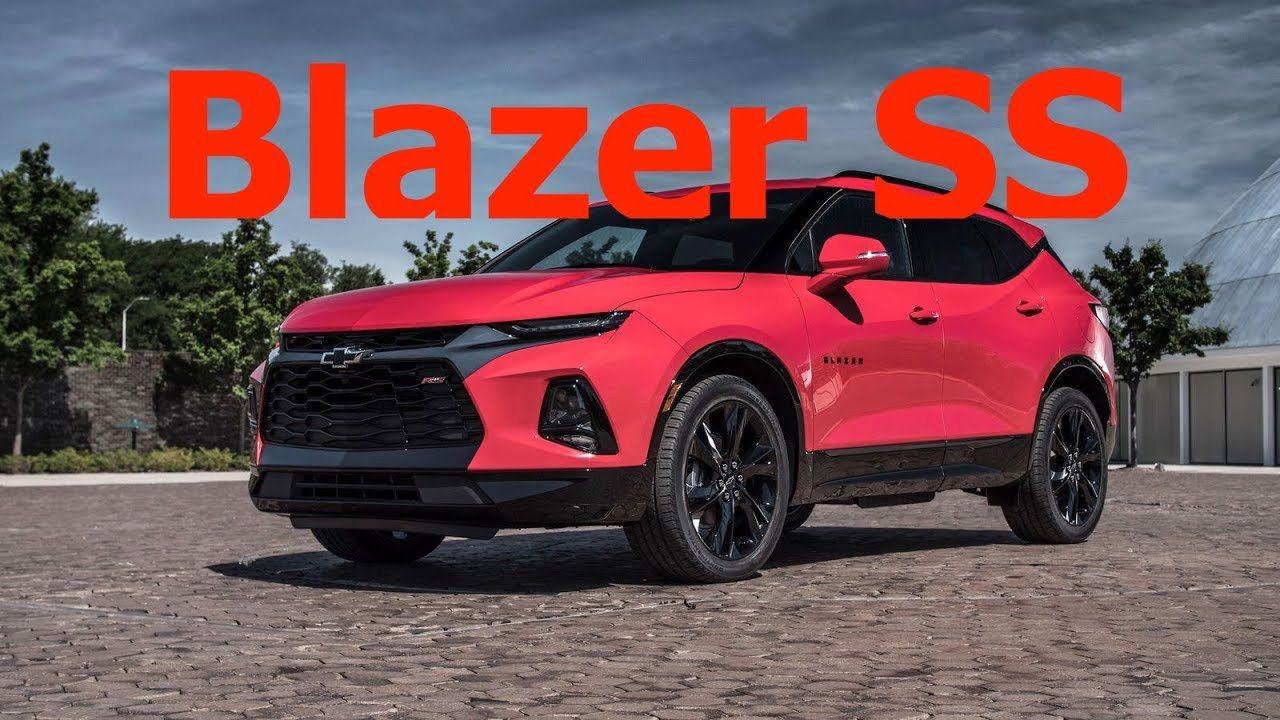 67 Best 2019 Chevy Trailblazer Ss Review and Release date