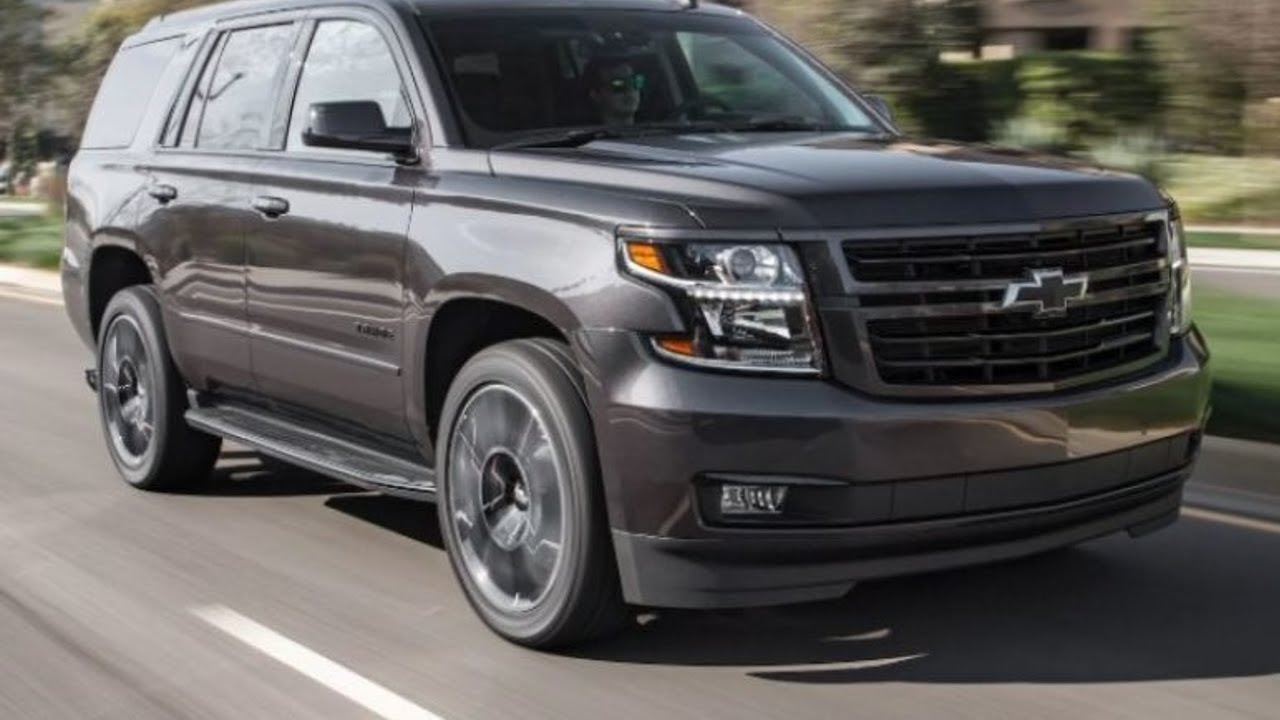 67 Best 2020 Chevy Tahoe Redesign and Concept