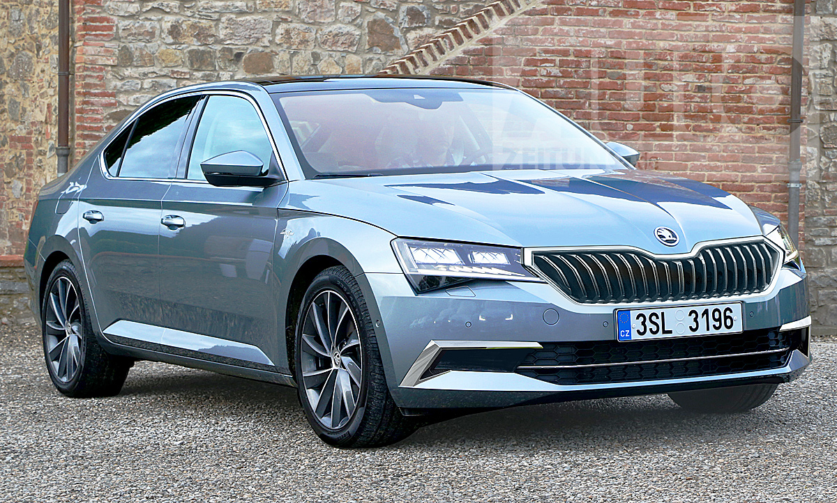 67 New 2019 New Skoda Superb Price and Release date