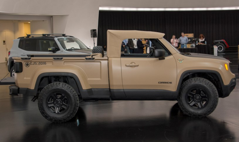 67 New 2020 Jeep Comanche Specs and Review