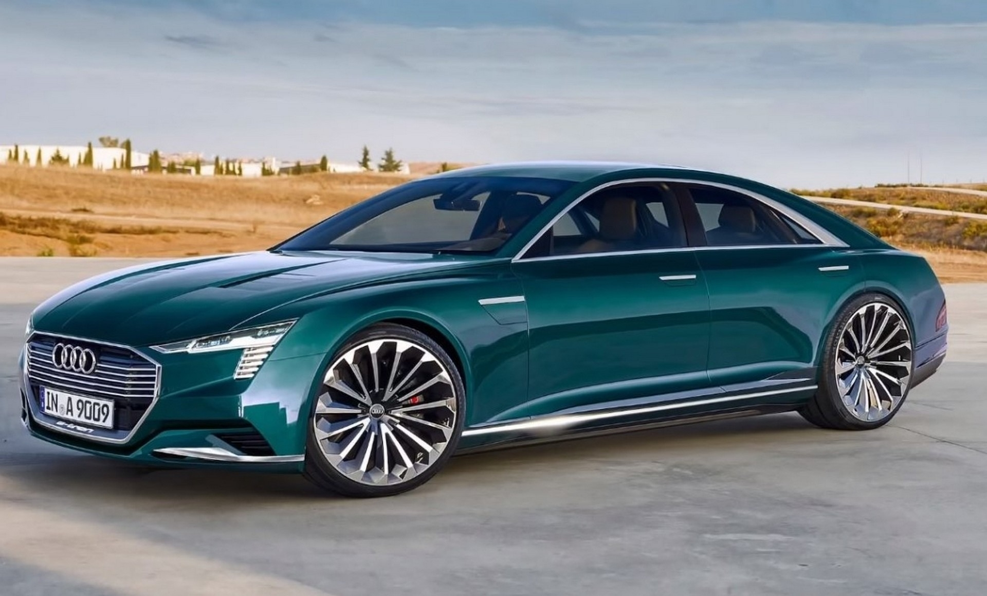 67 The 2019 Audi A9 Concept Specs and Review