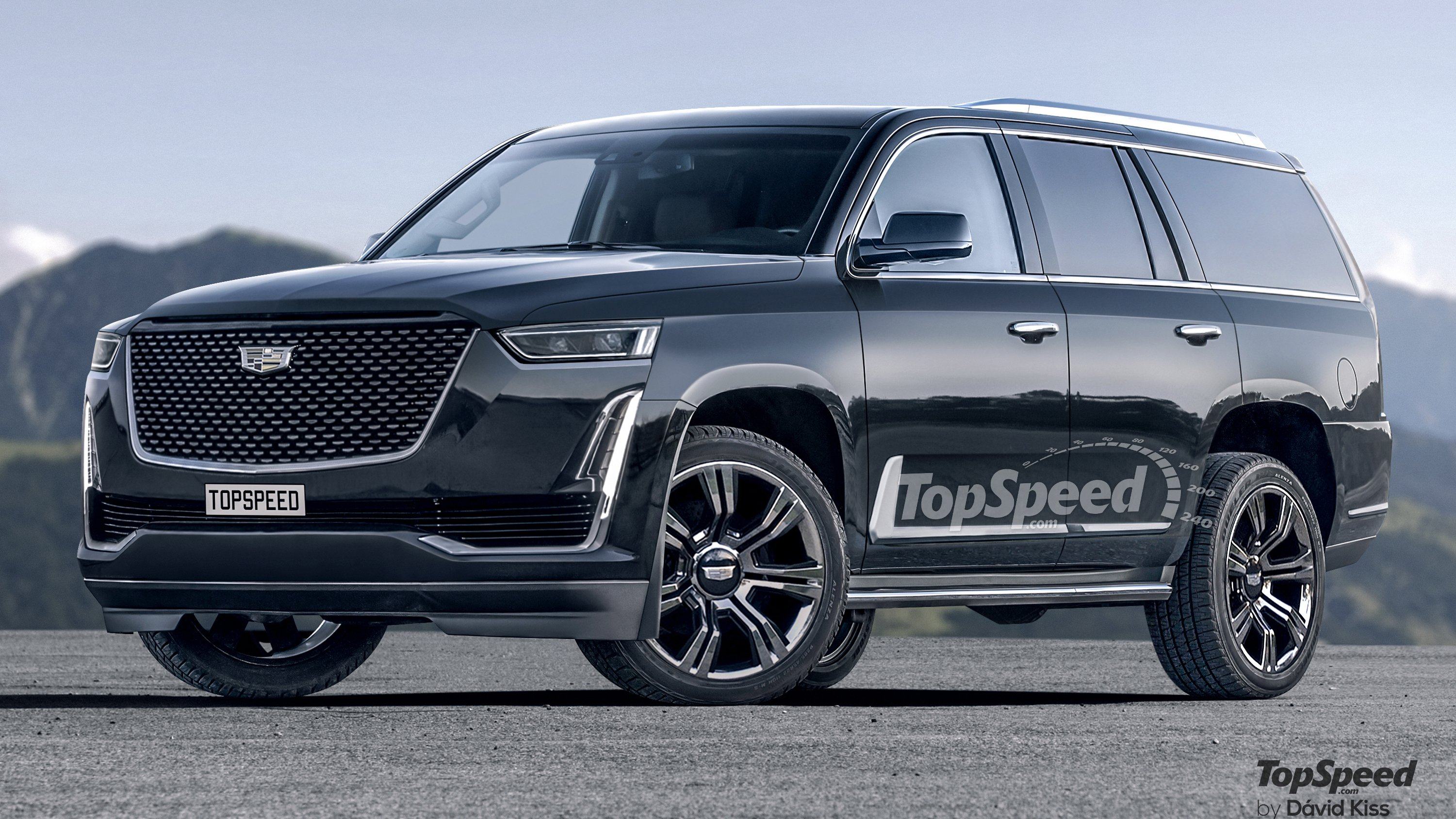 67 The 2020 Cadillac Escalade Vsport Redesign
