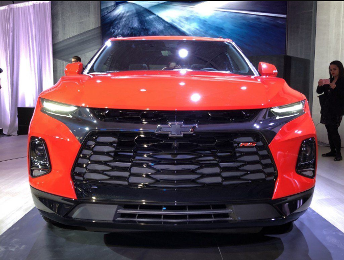 67 The 2020 Chevrolet Trailblazer Ss Spesification
